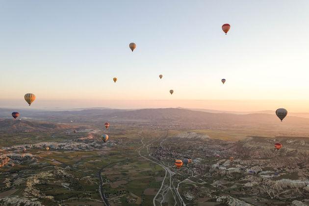 grote-hoogte-Cappadocië