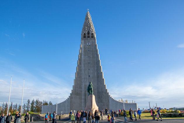 Hallgrimskirkja-Reykjavik