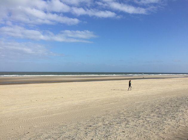 hardlopen-strand