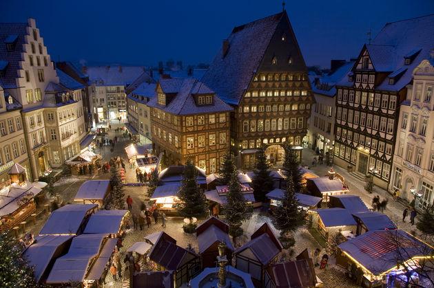 Hildesheim_Weihnachtsmarkt