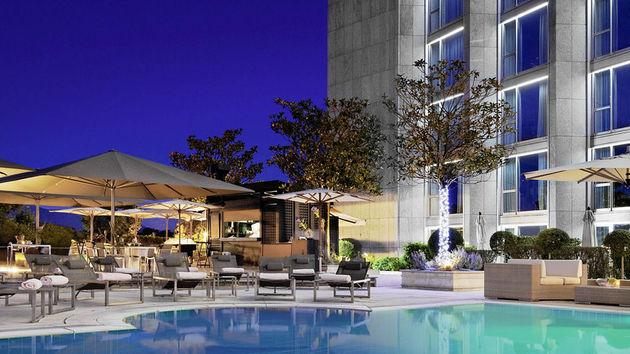 Hotel President Wilson zwembad