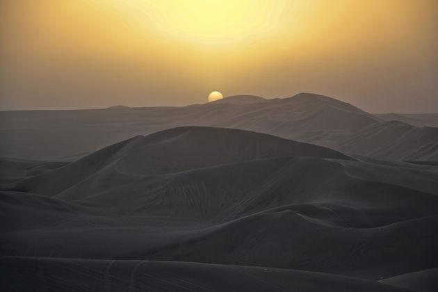Huacachina-Sunset