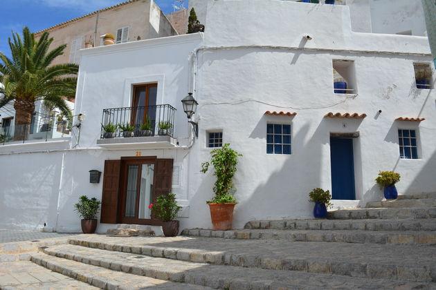 Huisje Ibiza Stad