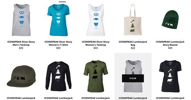 iconspeak-collectie