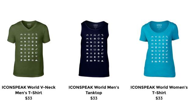 iconspeak-kleding