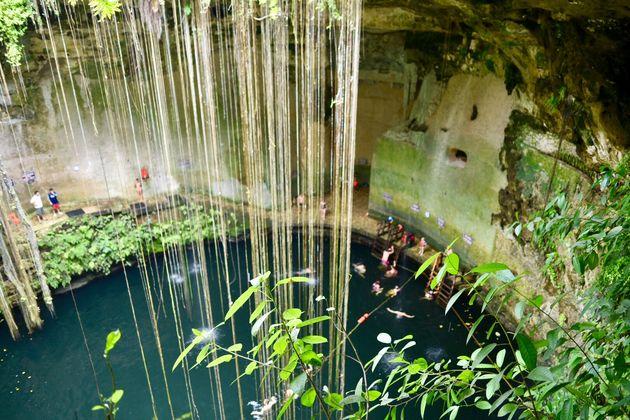 ik-kil-cenote