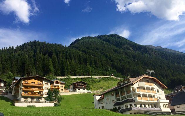 ischgl-zomer-hotels