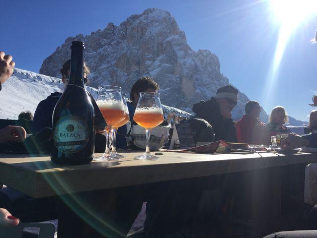 Italiaanse apres ski