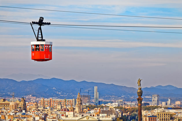 kabelbaan-barcelona