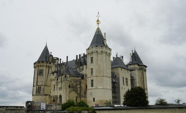 Kasteel_Château_de_Saumur