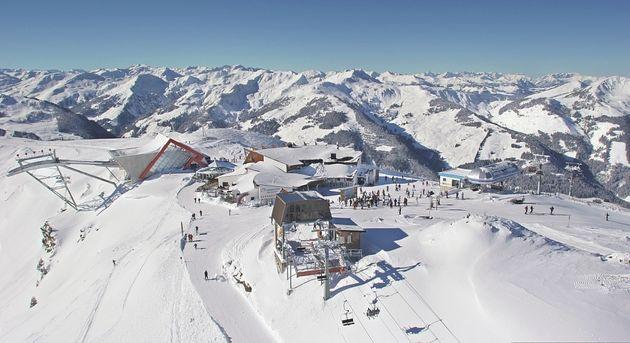 kitzbühel-skigebied