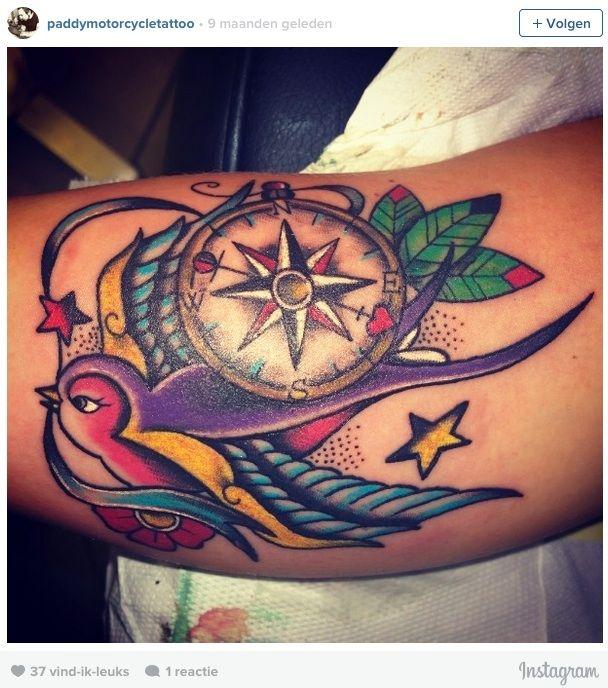 kompas_tatoo