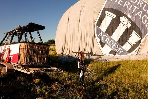 landing-ballonvaart-Cappadocië