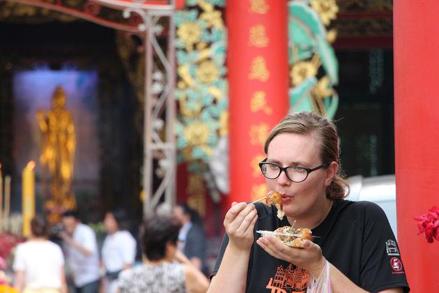 Lekker eten in Chinatown