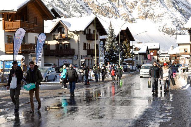 livigno-dorp