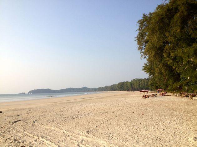 long-beach-Koh-Phayam