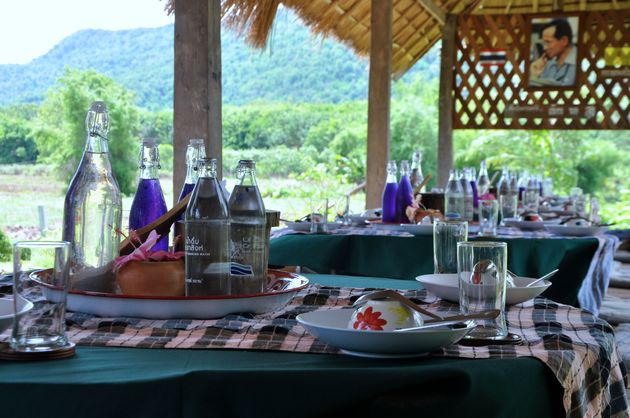 lunch-Phu-Ruea-Ruean-Mai-Resort