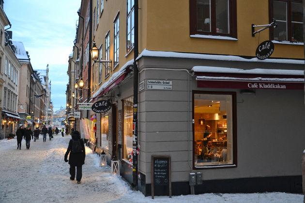 Lunch-stockholm