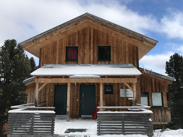 Luxe Chalet Turracher Höhe