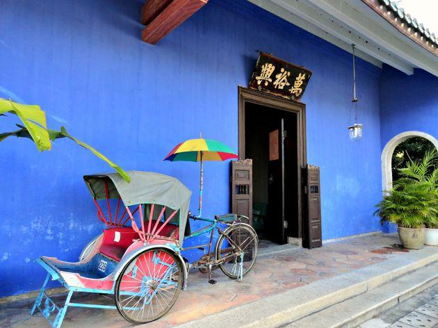 maleisie-penang-georgetown-blue-mansion