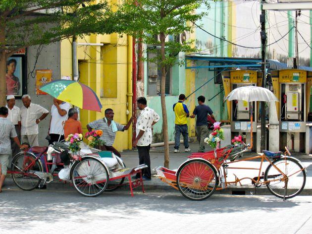 maleisie-penang-georgetown-straatbeeld