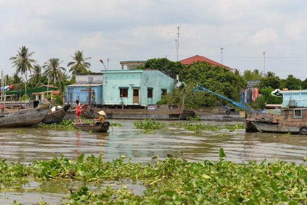 Mekong-rivier