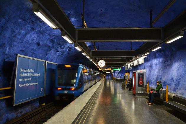 Metro T Centrale