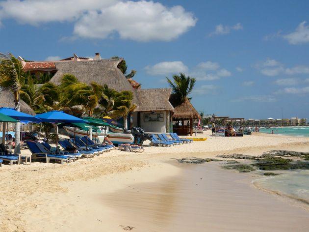 mexico-mooiste-strand-playa-del-carmen