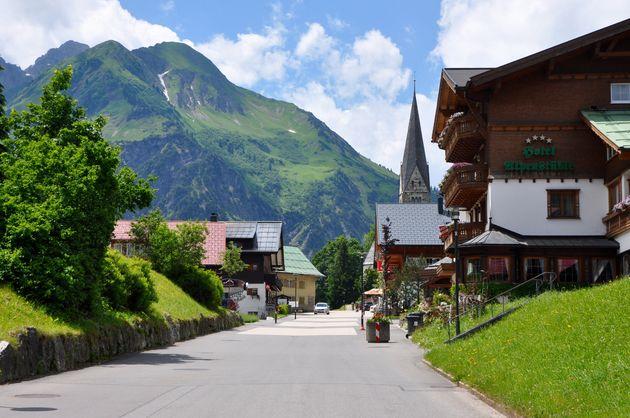 mittelberg-kleinwalsertal