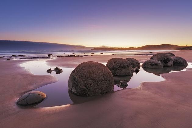 moeraki-boulders-nieuw-zeeland