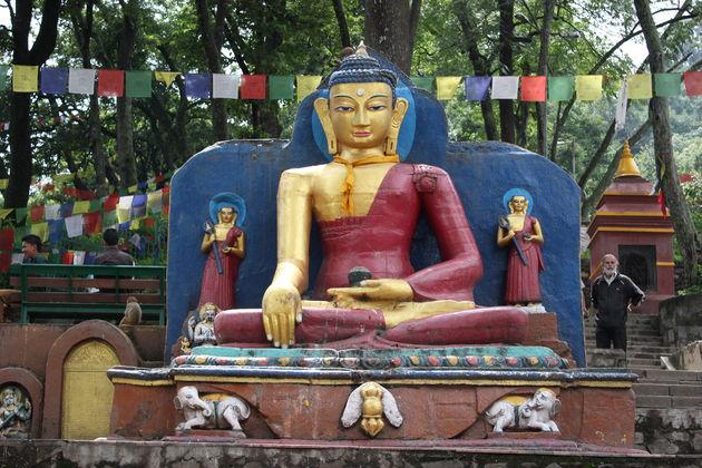 Monkey Temple Swayambunath 2
