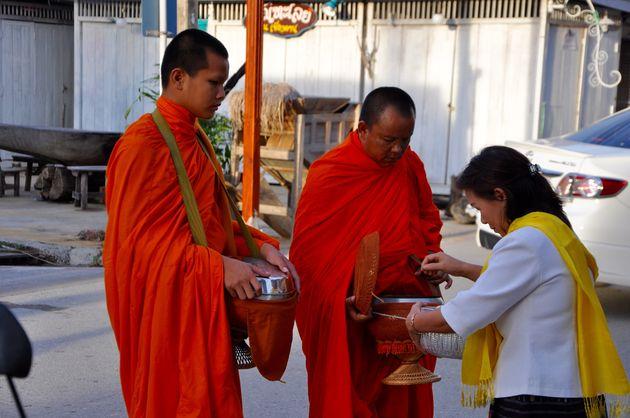 monniken-thailand