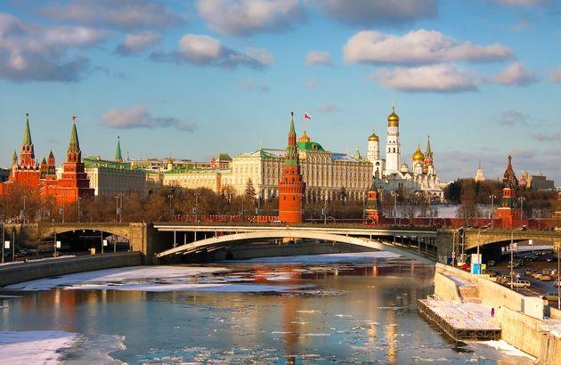 moskou-Trans-Siberië-Express