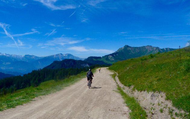 Mountainbiken-Portes-du-Soleil