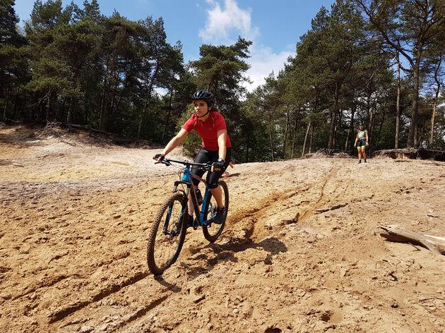 Mountainbiken-salland