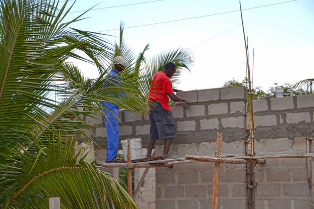 Mozambique-huizen-bouwen