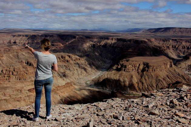namibië-fish-river-canyon