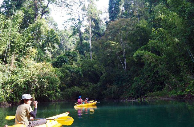 Natuur Cheow Lan meer (9)