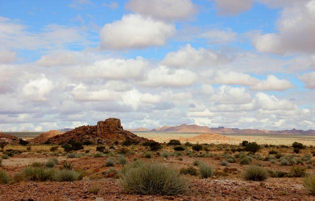 natuur-namibie