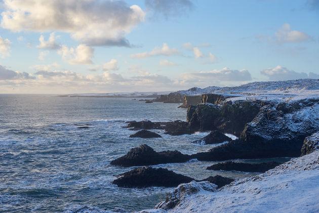 noorden ijsland Snaefellsnes