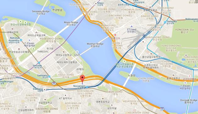 Noryangjin_Vismarkt_Seoul