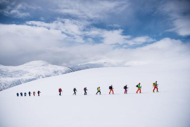 off-piste-skiën-Myrkdalen.