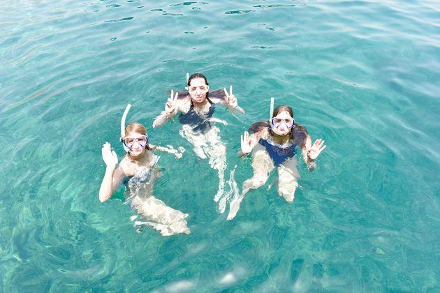 oman-snorkelen