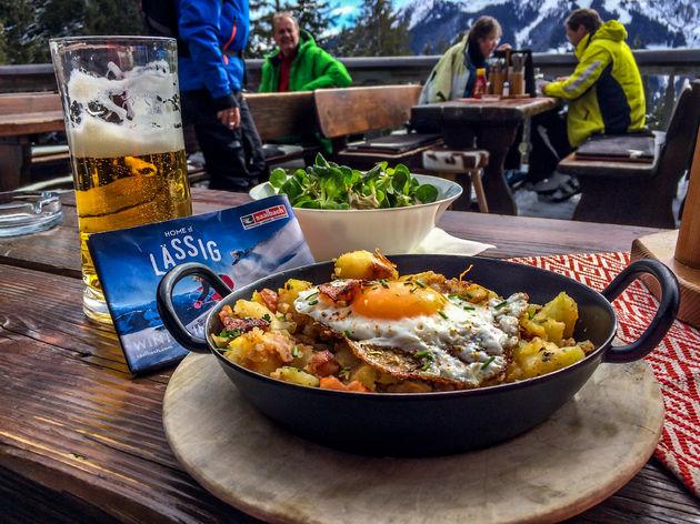 Oostenrijkse-lunch