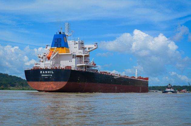 panamakanaal-schip