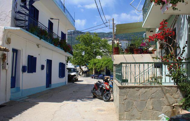 parga-straat