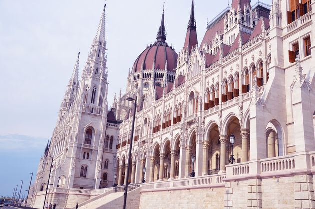 Parlement-Pest