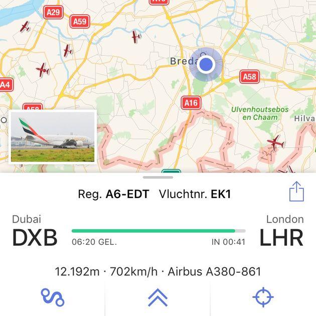 plane-finder-vliegtuigen-spotten