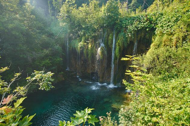 plitvice-watervallen - kroatië-3