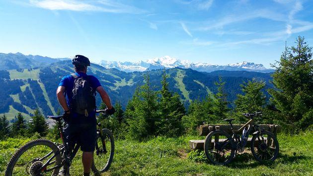 Portes-du-Soleil-Mountainbiken